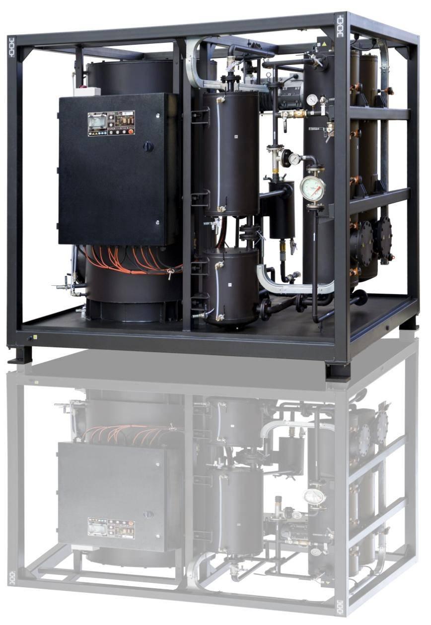 CMM-R2 comprar regeneradora de aceite